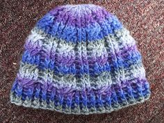 Ravelry: Cable Hat pattern by Sarah Arnold