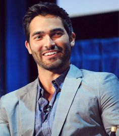 Tyler Hoechlin at the Teen Wolf Premiere
