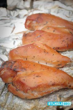 Gerookte kipfilet | RTLNiels BBQ