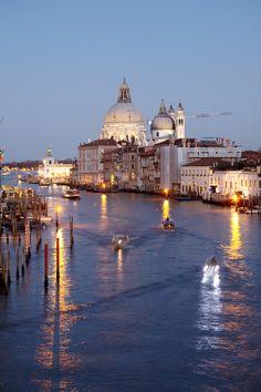Basilica di Santa Maria della Salute a Venezia.