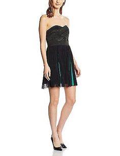 Womens 036eo1e010 - Dotted Sleeveless Dress Esprit HvhMZ