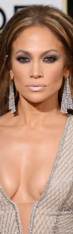 Jennifer Lopez 2015 Golden Globe Awards