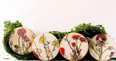 Hand painted cookies - Maggie Austin