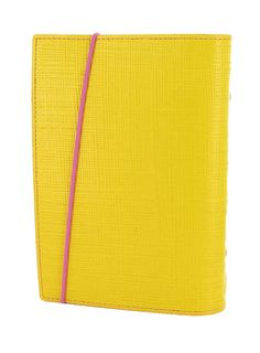 New Filofax Organizers Spring 2012 - Apex in Yellow
