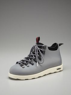 Native Fitzsimmons Boots in BOttle Cap Grey | $45 from Gilt