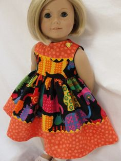 American Girl Dress on https://www.facebook.com/pages/Doll-Clothes-by-Jane-Fulton/167968763258152?ref=hl