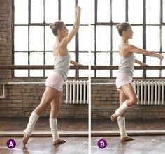 Ballet Leg Lift
