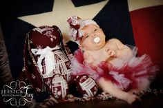 AWW MUST HAVE IF I HAVE A GIRL.....AGGIE TUTU