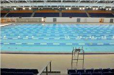 High Performance University Of Stirling 50m Swimming Pool At The Educational Institute Of