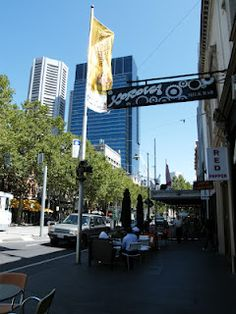 My favourite place in the world. Melbourne Cafe Culture The Humble Tourist: Why I love Melbourne Melbourne Cafe, Melbourne Australia, University Of Melbourne, International University, Top Universities, Cities, Fair Grounds, Culture, Spaces