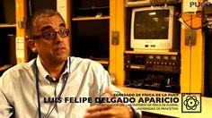 Empecé en la PUCP: Luis Felipe Delgado Aparicio, un doctor en física en Princeton - YouTube
