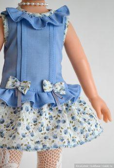 Ещё весны, для девочек от Паола Рейна / Одежда и обувь для кукол своими руками / Бэйбики. Куклы фото. Одежда для кукол