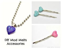DIY Bling with Mod Melts