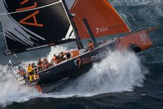 Volvo Ocean Race 2014-2015 - Leg Two - ArabianBusiness.com