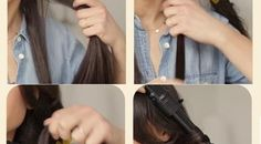 Make Your Hair Look Enormous With This Hairstyle | Femface.net
