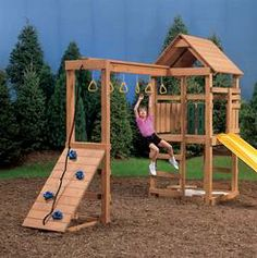 11 Best Swingset Add Ons Images Swing Set Accessories Outdoor