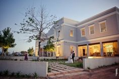 Nantes Estate, South African wine farm