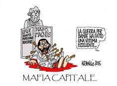 #IoSeguoItalianComics #Satira #Politica #ignaziomarino #marinoresisti #marino