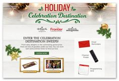 Holiday Celebration Destination Sweepstakes (31 winners) – Ends Dec 26th #sweepstakes Click here to enter >> https://www.goldengoosegiveaways.com/holiday-celebration-destination-sweepstakes-31-winners-ends-dec-26th?utm_content=bufferd295d&utm_medium=social&utm_source=pinterest.com&utm_campaign=buffer