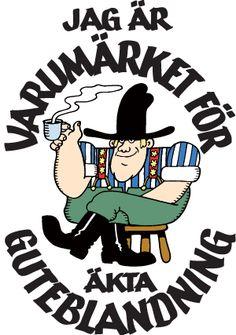 1977 öppnade vi vår tebutik i Visby och vi kände direkt att en tebutik värd namnet måste ha sin egen teblandning. Så en vårdag 1978 föddes Guteblandning som är vår första och fortfarande mest populära teblandning.    Det är sagt att om man gör något bra så blir man kopierad. Vi på Kränku tar det som en komplimang att det finns så många varianter på vår underbara teblandning men för att vara helt säker på att du njuter av äkta vara ska du alltid titta efter vårt varumärke.