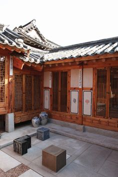 Interiors Korea  Korean Traditional House