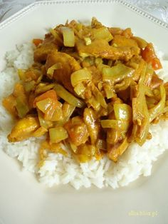 Indian Dishes, Wok, Stir Fry, Bon Appetit, Stew, Risotto, Catering, Fries, Curry