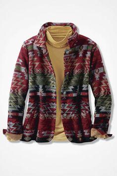 Sierra Grande Jacket, Multi