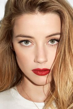 Amber Heard poses for Terry Richardson photoshoot