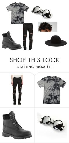 sports shoes 463fa cccc1 A menswear look from June 2016 featuring mens tie dye t shirt, mens  destroyed skinny jeans and mens round toe cowboy boots.