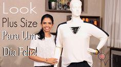 Escolha o Look Plus Size Certo Para Ter Um Dia Feliz!