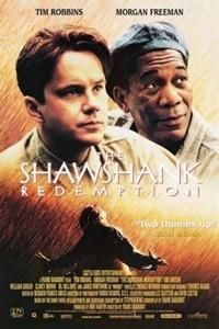 Love this movie!  Great story of redemption!  The Green Mile and Shawshank are my favorite Stephen King stories?