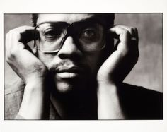 Herbie Hancock, 1986 by Norman Seeff. Available in Norman Seeff Photo sale September 27 to October 9: www.christies.com/onlineonly.