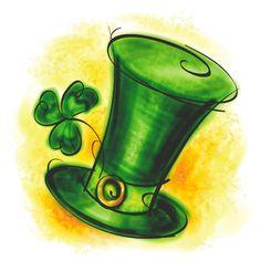 St Patrick's hat
