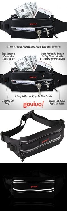 Running Belts 179802: Running Belt For Iphone 6 Plus - Fanny Pack To Bring Your Large Smartphone With -> BUY IT NOW ONLY: $59.11 on eBay!