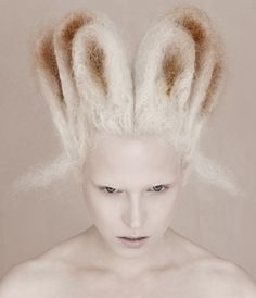 Finalist - Avant Garde hairdresser of the Year 2010 - Skyler McDonald