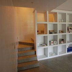 Libreria in cartongesso moderna - Librerie in cartongesso dal design moderno.