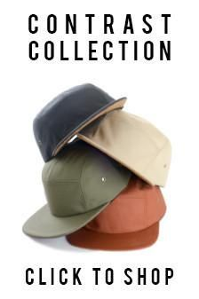 Practical uses of the customized hats. For more information visit on this website https://delusionmfg.com/products/custom-5-panel-hats