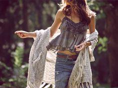 Blusa+kimono