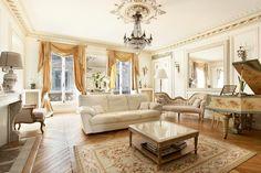 Parisian Style Interior Design   French Interior Design: The Beautiful Parisian Style