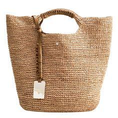 Helen Kaminski - love this beach bag.
