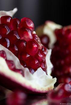 Pomegranate! Photo bySteve Haase.