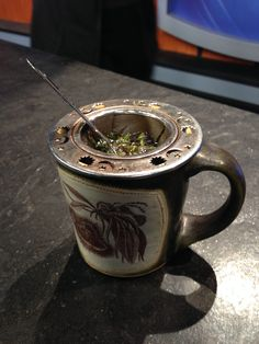 Relaxing Tea Blend - by Mother Earth News, Juliet Blankespoor