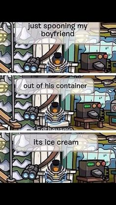 Club Penguin Funny