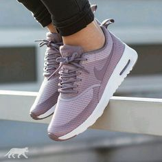 NIKE AIR MAX THEA COLOUR IRONDARK STORM on The Hunt
