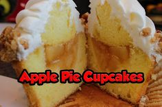 "The Disney Diner: Apple Pie Cupcake Recipe from Disney World's ""Limi..."