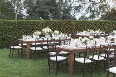 Kaitlyn and David's Garden Wedding: Inn at Rancho Santa Fe