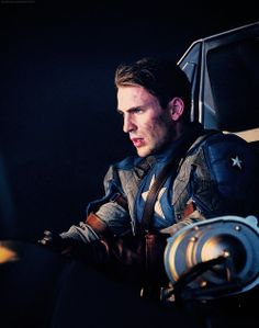 Steve Rogers - Captain America The Winter Soldier