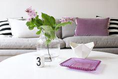 Day Home / Designers Guild / Valanti / Muuto Silent / Muuto Crushed / Design Letters / Marimekko