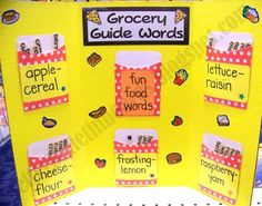 Dictionary Skills Mini Tri-Fold Game   # Pinterest++ for iPad #