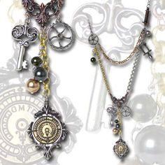 Laboratory Charterlaine necklace - Alche